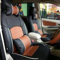 Terlaris Sarung jok mobil avanza 2018 XPANDER BRV INOVA MOBILIO