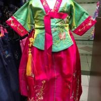 HOT SALE hanbok dress baju korea tradisional anak