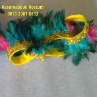 HOT SALE Dayak SD Kls1-3 Lengkap   Baju Adat Kostum Anak Karnaval