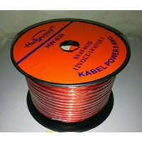 Kabel Power 8 AWG Audio Mobil / Jumper Aki