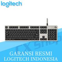 Logitech G413 Mechanical Backlit Gaming Keyboard - Silver
