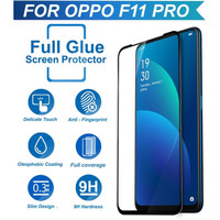 Tempered Glass 6D 5D 4D OPPO F11 Pro A7 F9 F7 F5 F1S Realme 2 Pro 3