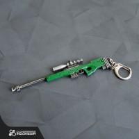 Keychain PUBG AWM - Premium Keychain Figure Gaming
