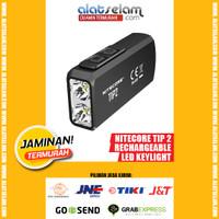 Nitecore TIP 2 Rechargeable LED KeyLight 2 x CREE XP-G3 S3 720 Lumens