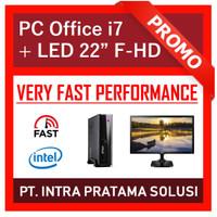 PC Rakitan Core i7 Lengkap (Siap Pakai, untuk Professional) - 22