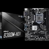 AsRock B360M HDV Intel Coffeelake LGA 1151 Motherboard