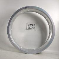 Velg Almini Champ W Shape Warna Silver Ukuran 250 Ring 14