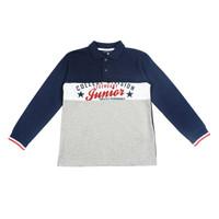 KIDS ICON - Polo T-shirt Anak Laki-laki COLOURS Printing- CL201500190