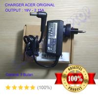 Charger Adaptor Netbook Notebook Acer Aspire One 722 725 Original