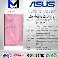 Asus Zenfone Zoom S 4/64 Ram 4gb Rom 64gb Garansi Resmi Tam