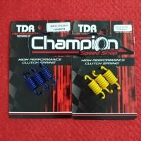 Per Kampas Ganda Otomatis Kopling TDR Racing Yamaha Mio 125 Xeon