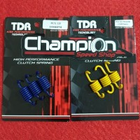 Per Kampas Ganda Otomatis Kopling TDR Racing Honda PCX 125 Vario 150