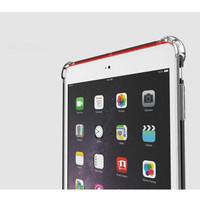 Ipad Mini 1 / Mini 2 Silikon Anti Crack Case Bening ShockProof Cover