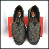 Hot Sale Sepatu Pria Ardiles Waka,Coklat,Sepatu Casual,Original Slip