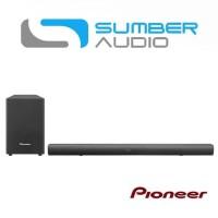 Pioneer Soundbar SBX-101 Sound bar SBX101 Bluetooth subwoofer wireless