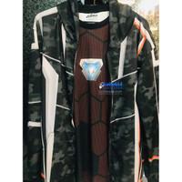 Tony Stark Inner Suit / Baselayer / Under Shirt / Kaos Infinity War