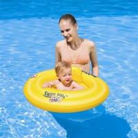 Ban Renang Bayi Bulat Bestway/ Baby Swim Safe Baby Car Seat 32096