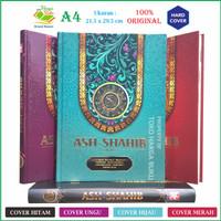 Al-Quran Ash-Shahib - Mushaf Al-Quran Ash-Shahib Terjemah A4