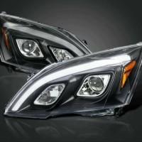 head lamp Honda CRV 2007 2008 2009 2010 2011 - led - projector