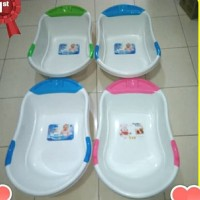 Bak Mandi Bayi / Ember Mandi Ukuran Besar Merk Shallom