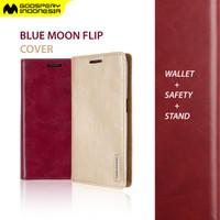 GOOSPERY Oppo F5 Blue Moon Flip Case