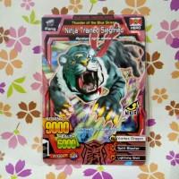 Strong animal kaiser s2 super rare ninja trained siegfried