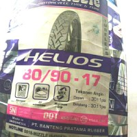 Ban motor mizzle helios 80/90-17 tubeless