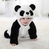 Costume Panda Anak 1-5 tahun / Kostum Anak / Kostum Baby / Baju Baby