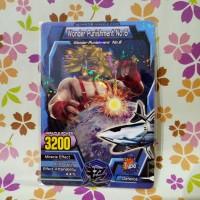 strong animal kaiser miracle wonder punishment no 6 mecha shark dx s2