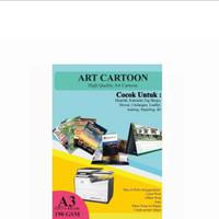 Kertas Art Carton 190 Gram A3