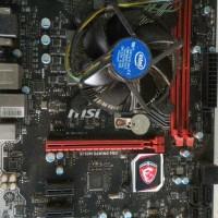 Motherboard MSI B150M Gaming Pro LGA1151 / Mobo B 150 LGA 1151 DDR4