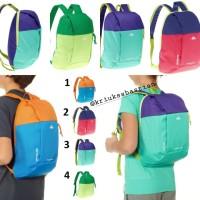 Daypack Kids, Travelbag 7L Outdoors Serbaguna Quechua
