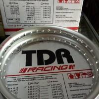 velg vlg TDR U 140 160 ring 16.harga isi 2 biji