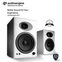Audioengine A5 Plus Premium Powered Speakers White Original