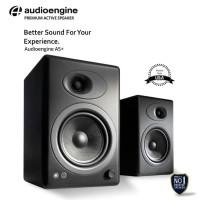 Audioengine A5 Plus Premium Powered Speakers Black Original