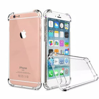 CASE ANTI CRACK IPHONE ALL TYPE SOFTCASE