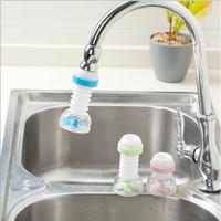 Pengatur Faucet keran Air Anti Splash Water-saving Shower-head Saring