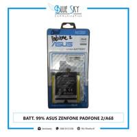 BATERAI BATTERY 99% ASUS ZENFONE PADFONE 2 / A68