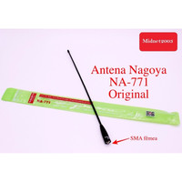 Nagoya Antena Baofeng SMA-F NA-771 BF UV5R UVB2 UV3R Plus 888S UV5RE