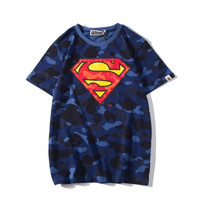 KAOS BAPE X DC SUPERMAN EDITION
