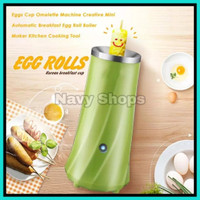 new egg roll master - egg master - egg rollie - egg roll magic omelet