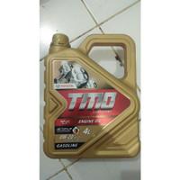 Oli mesin mobil Toyota TMO Gold 0W-20 4 liter