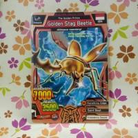 strong animal kaiser bronze golden stag beetle s5