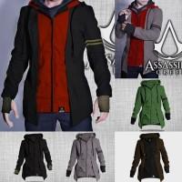 Jaket Assasin Assassin Creed AXL Blazer Semi Hoodie
