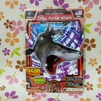 strong animal kaiser bronze grey nurse shark s1