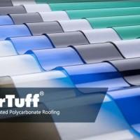 Solartuff Atap Gelombang Polycarbonate Greca dan Roma 1,8meter