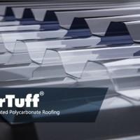 Solartuff Atap Polycarbonate Gelombang Greca dan Roma 3,6Meter