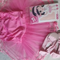 paket baju balet anak set