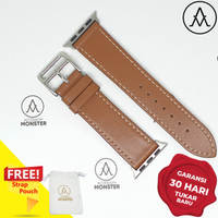 AL2SLBRN Apple Watch Iwatch Hermes Strap Single tour leather Quality