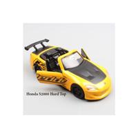 Jada JDM 1/32 - 2001 Honda S2000 Hard Top - yellow